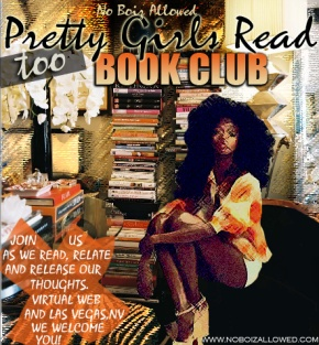 Pretty Girls Read Too Virtual Book Club